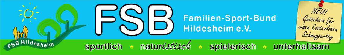 FSB Hildesheim - Familen-Sport-Bund Hildesheim e.V.